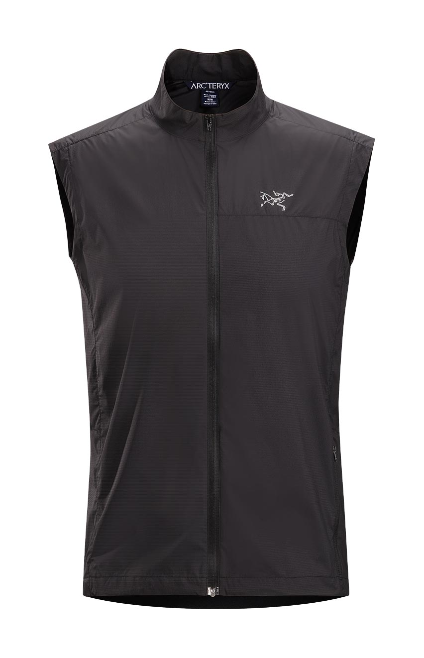 Arcteryx Black Incendo Vest - New