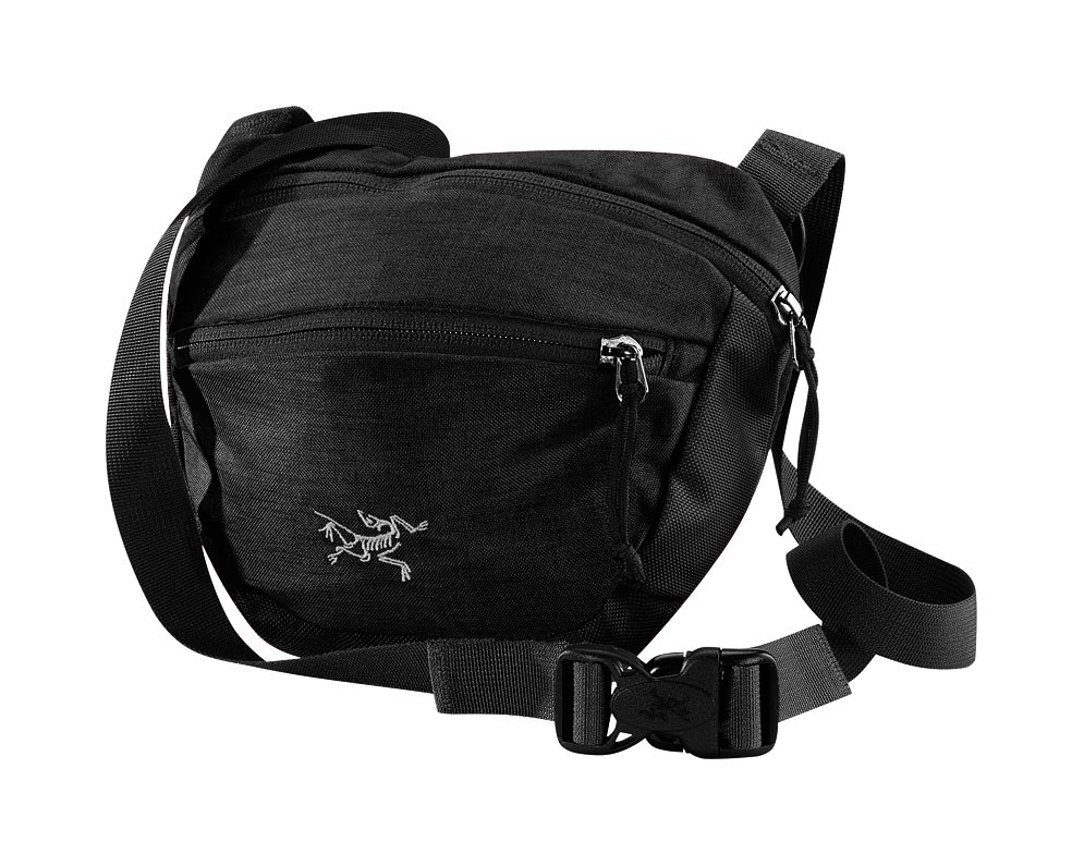 Arcteryx All Black Maka 1